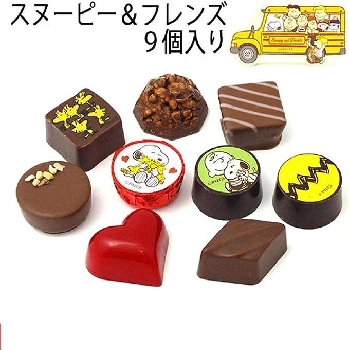 チョコレート スヌーピー