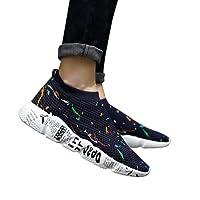 beautyjourney Scarpe Running estive Uomo Scarpe Uomo Sneakers Scarpe da Ginnastica Uomo Scarpe da Corsa Uomo Sportive Scarpe da Lavoro - Uomo Cross Scarpe da Ginnastica