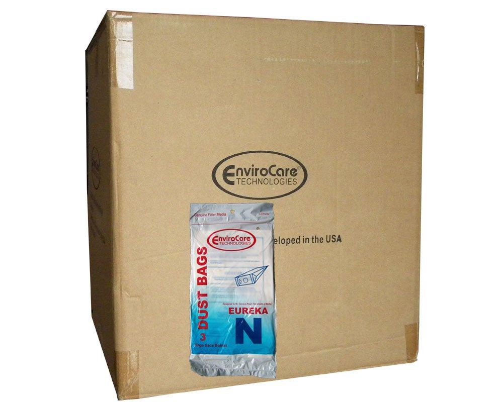 Eureka Mighty MiteスタイルNアレルギーキャニスター掃除機バッグ ホワイト 107SW 25  B0748N1V7M