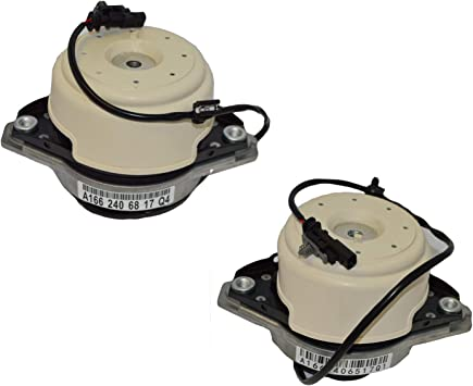 Audi Q5 2009-2012 Pair Set of Front Left and Right Engine Mounts OEM