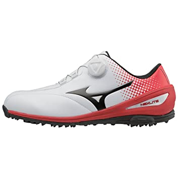 Mizuno 2018 nexlite 004 Boa Spikeless Impermeable Rendimiento Mens Zapatos de Golf: Amazon.es: Deportes y aire libre