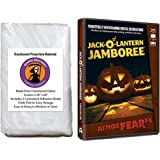 Kringle Bros AtmosFearFX Jack-O-Lantern Jamboree Halloween DVD and Reaper Brothers High Resolution Window Projection…