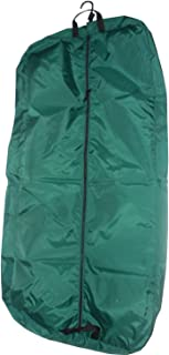 product image for Garment Bags Dress Length Nylon;46 inch Length Carry on Bag Made in U.s.a. (Green)