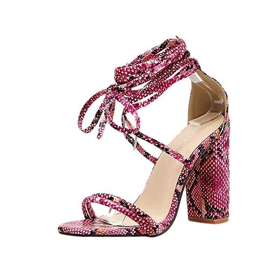 Zapatos De Mujer Tacón Alto Covermason Verano 2018 Hebilla dpYwnt