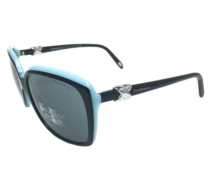 Tiffany & Co.. - tf4076 8055/3 F negro/gris gafas de sol ...