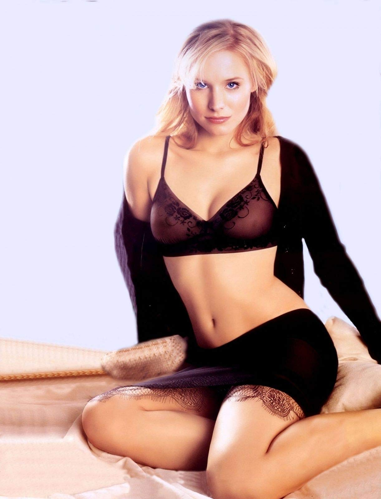 Kristen Bell 8x10 Photo - No Image is Cropped. No white or black borders, What you see is what you get. #KKB33