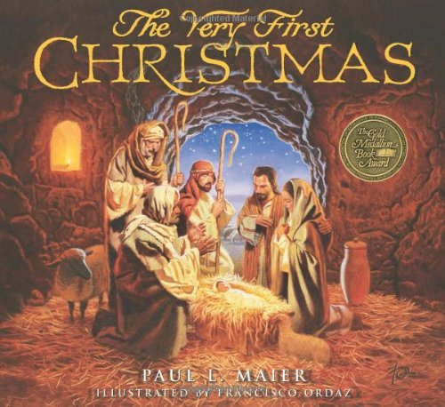 Read Online The Very First Christmas pdf
