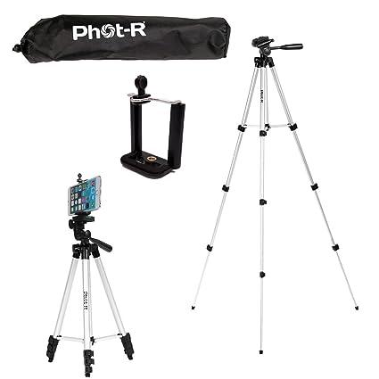 Phot-R - Trípode Flexible Universal Grande para Mesa: Amazon.es ...
