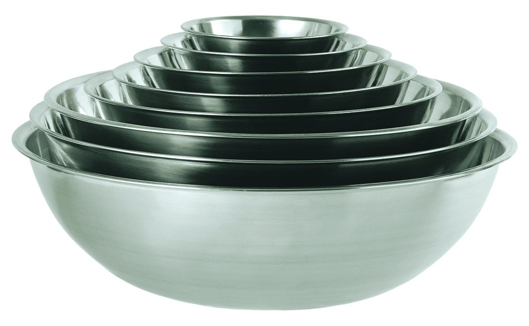 Update International  MB-3000HD SS Mixing Bowl 30 Qt Heavy Duty