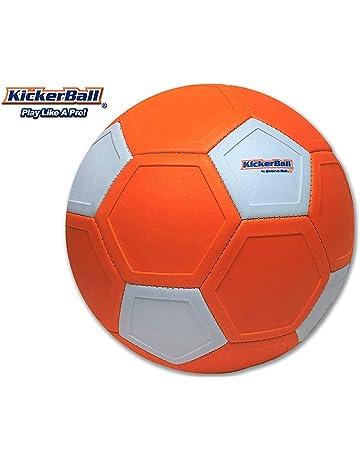 Kickerball - Pelota de fútbol con bomba de inflado