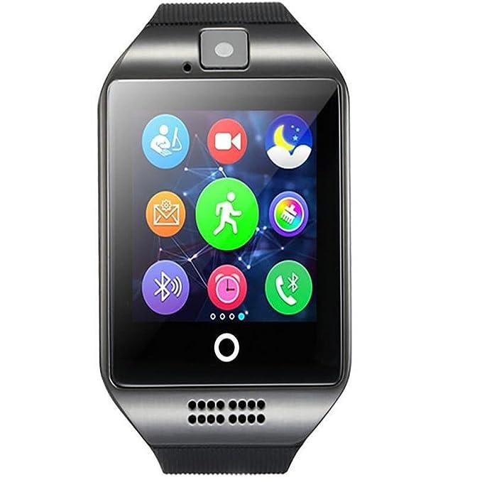 Smartwatch, 1.54 Pulgadas Bluetooth Smartwatch Q18 Reloj de ...