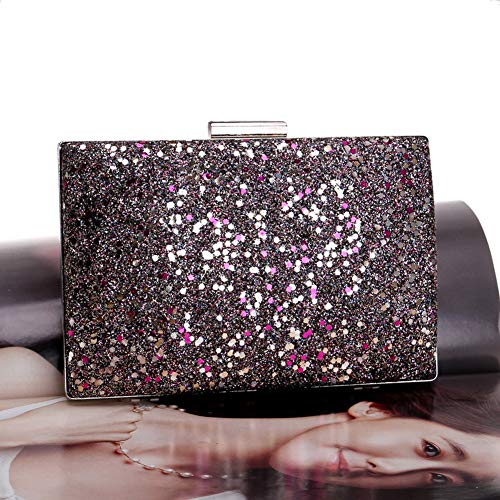 Bridal Purse Party E Evening Glitter Purses Clutch Bags Box Women Clutch Prom AIURBAG Wedding 8ZBwzxS