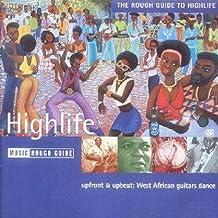 Ghana & Nigeria - the Rough Guide to Highlife by Celestine Ukwu (2003-02-03)