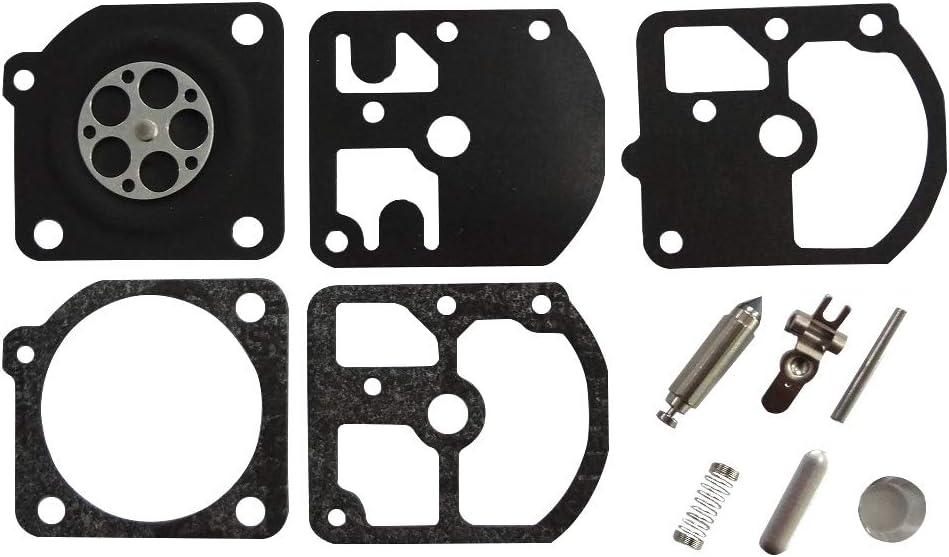 Kit de r/éparation//reconstruction de carburateur remplace ZAMA RB-8 pour Echo CS 330 EVL ZAMA C1S-K3D