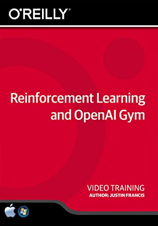 Amazon com: Reinforcement Learning and OpenAI Gym [Online