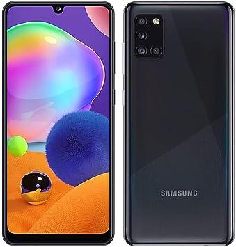 Amazon Com Samsung Galaxy A31 128gb 4gb 6 4 Fhd Quad Camera 5000mah Battery Dual Sim Gsm Unlocked Us Global 4g Lte International Model A315g Dsl Prism Crush Black 128gb 128gb Sd