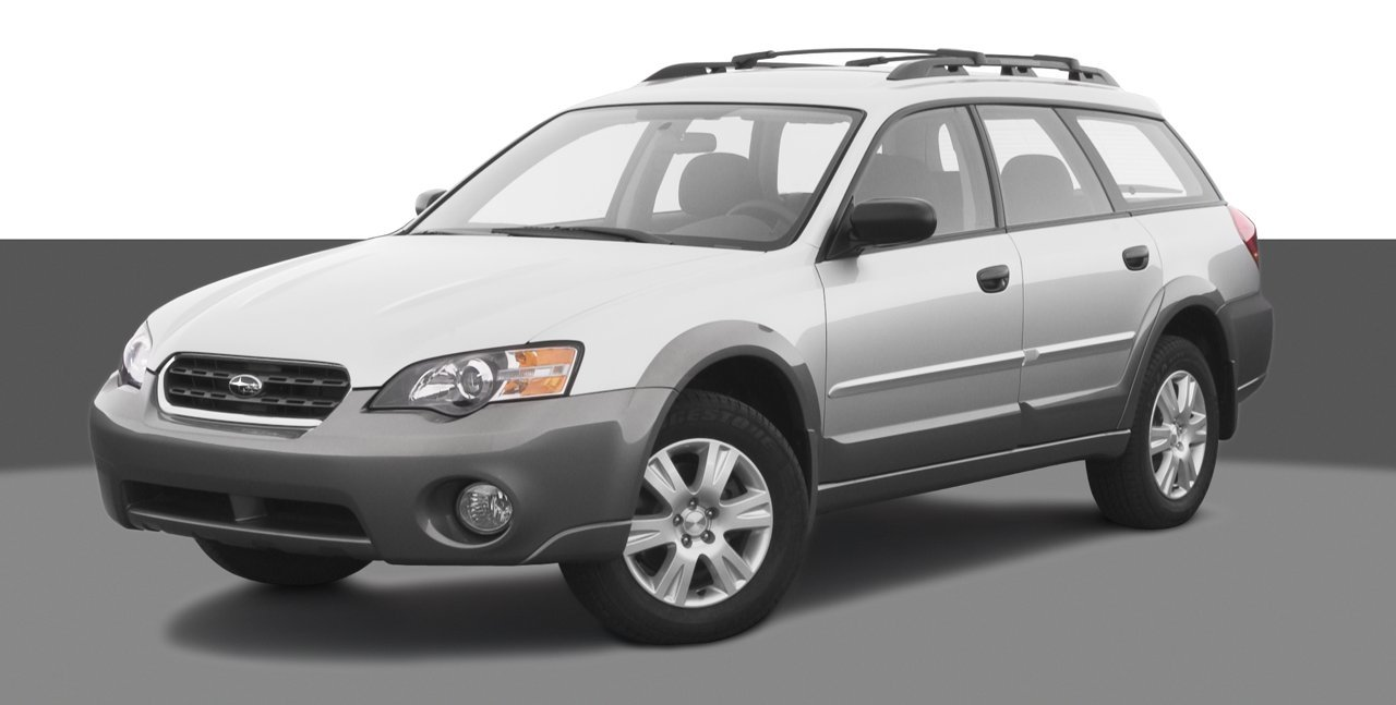 Amazon 2005 subaru outback reviews images and specs vehicles 2005 subaru outback 25i automatic transmission vanachro Images