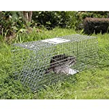 Twinkle Star Live Animal Cage 32' x 11' x 12.5' for Cat Rabbit Squirrel Raccoon