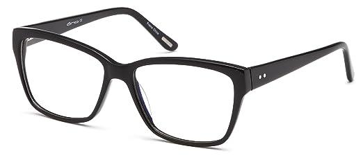 womens wayfarer glasses frames black prescription eyeglasses rxable 54 17 142