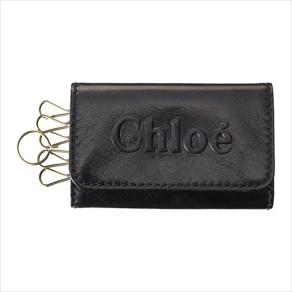 (クロエ) CHLOE SHADOW 6KEY HOLDER キーケース #3P0333 7A733 001 BLACK 並行輸入品   B00CIBAX60