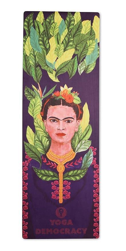Amazon.com: Ecológico Frida Kahlo esterilla de yoga: Sports ...