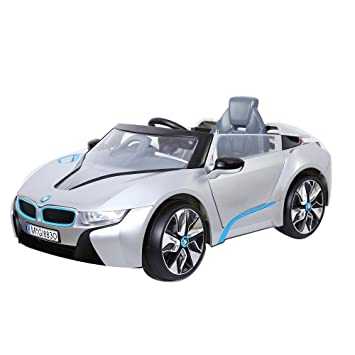 Amazon Com Avigo 6v Bmw I8 Ride On Toys Games