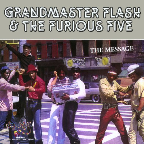 The Message (feat. Melle Mel &...