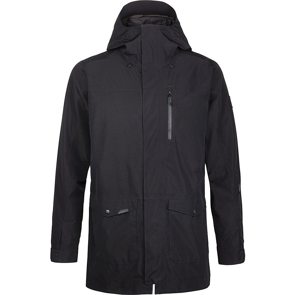 DakineメンズVapor Gore - Tex 2lジャケット B075JM9RN1  ブラック Large