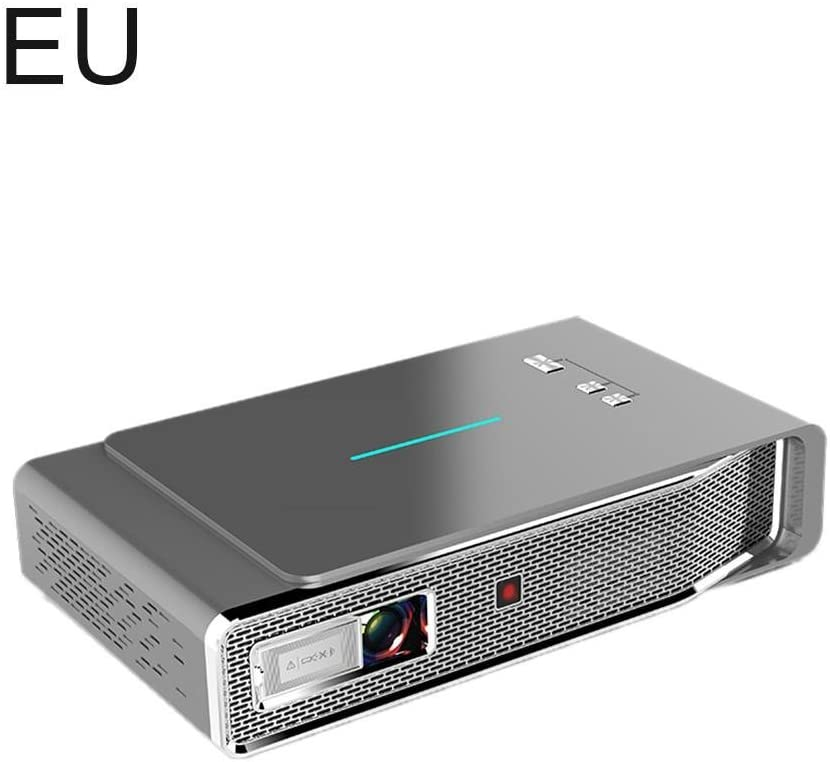 Proyector de Video portátil, 3D 4K Full HD DLP, 3800 lúmenes ...