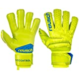 Reusch Fit Control S1 Evolution Finger Support Goalkeeper Gloves Size 8