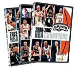NBA Champions 2002 - 2007: San Antonio Spurs (3-Pack)