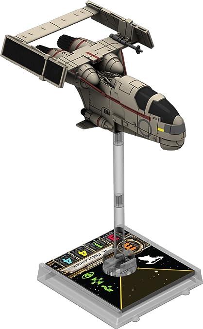 Giochi Uniti X-Wing - Juego de Mesa Mist Hunter Multicolor: Amazon.es: Juguetes y juegos