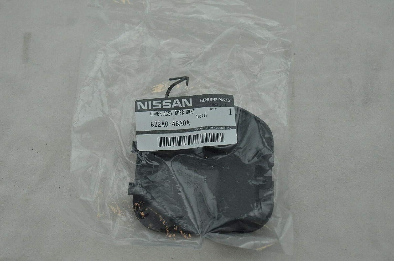 622A0-4BA1A Genuine Nissan Parts Cover-Bumper Bracket
