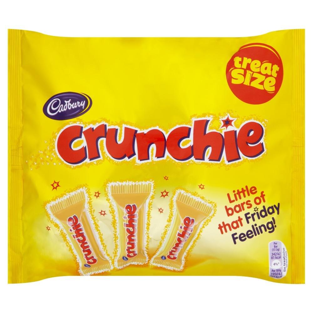 Cadbury Crunchie Treatsize 210g