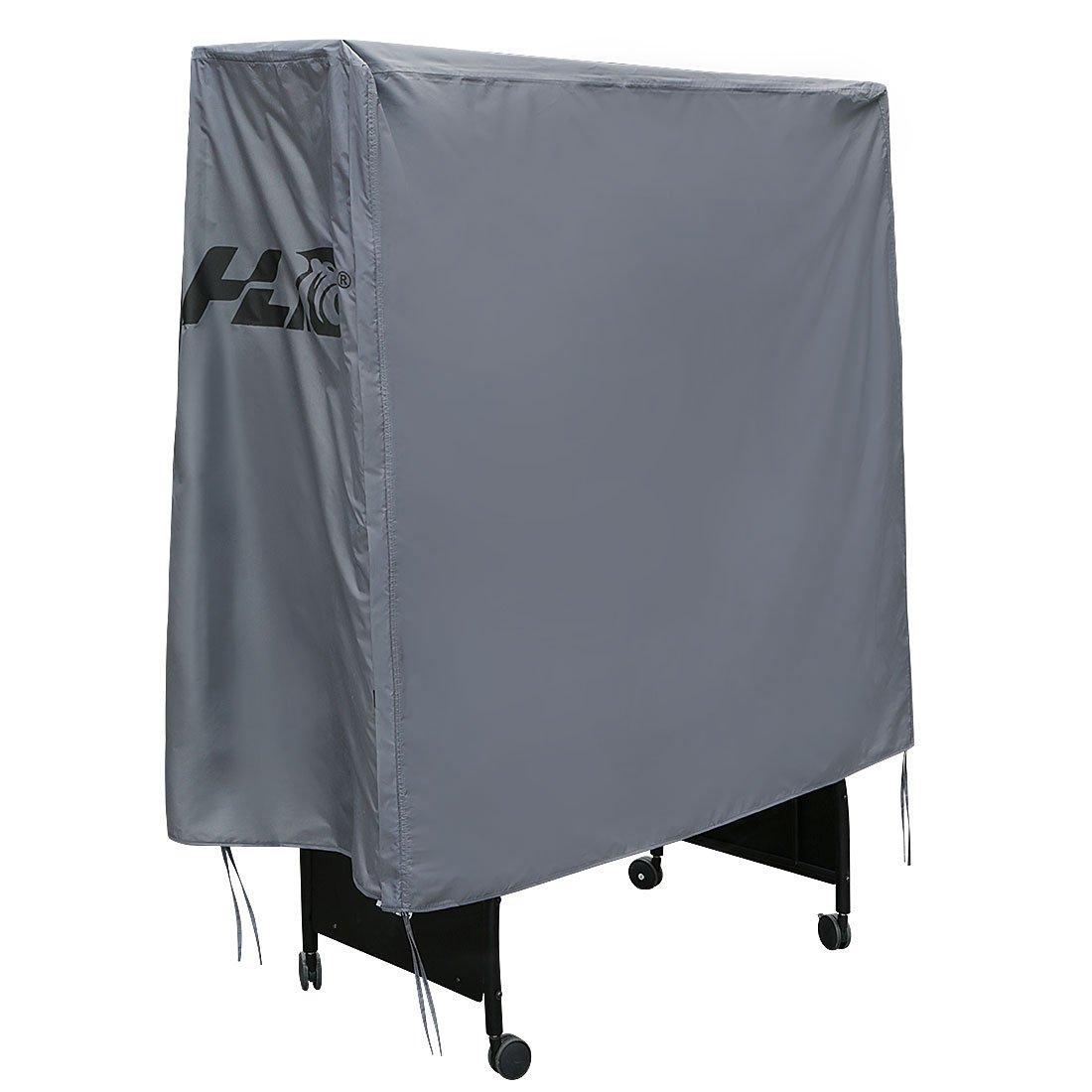 JH Copertura Protettiva Impermeabile per Tavolo da Ping Pong Con Cerniera, Resistente alla pioggia, raggi UV, calore e freddo