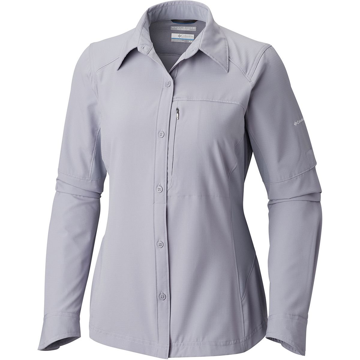 Columbia Silver Ridge Long Sleeve Shirt - Blusa para mujer: Amazon.es: Deportes y aire libre