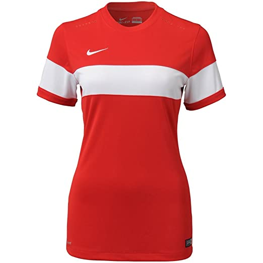 00cca93e4 Nike Women s Soccer Dri-FIt Unite Jersey at Amazon Women s Clothing ...