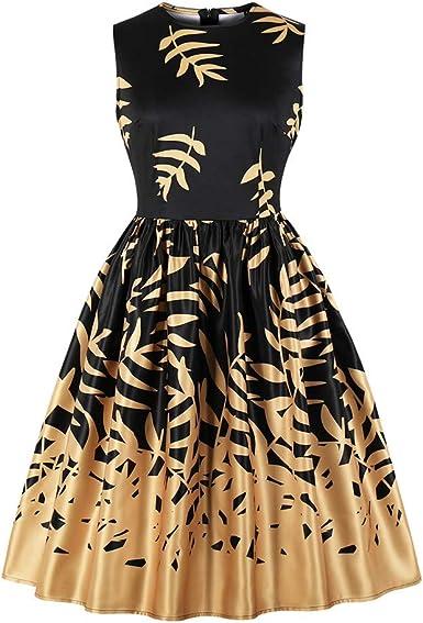 Active USA Women/'s Junior/'s Dress Sleeveless Tank Cream Coral Striped Long Large