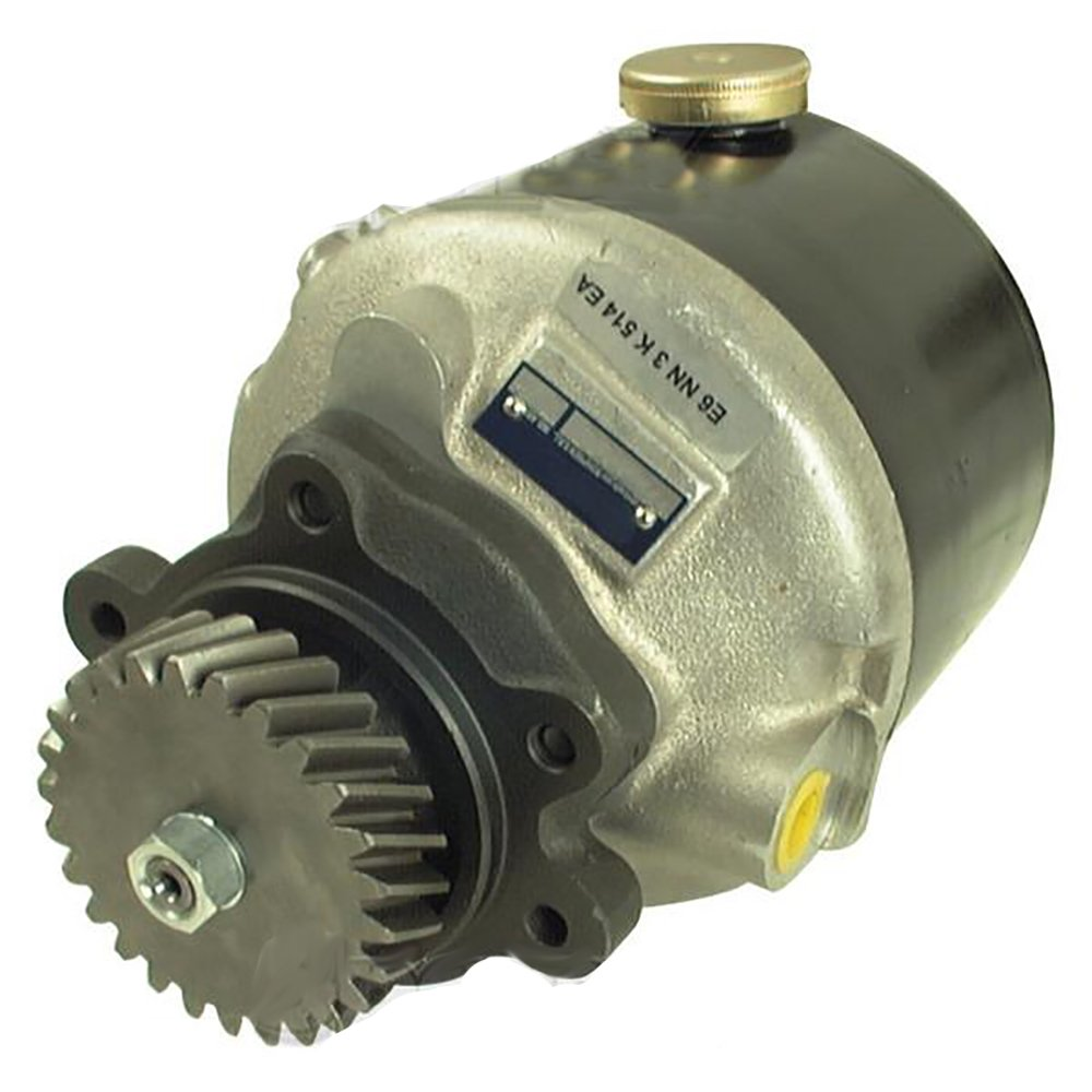 E6NN3K514EA Ford Tractor Parts Power Steering Pump 2000, 3000, 4000, 5000, 7000,