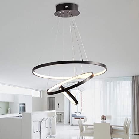 Led Postmodern Acrylic Chandelier Restaurant Light Living Room Bar Table Dining Table Iron Three Small Chandelier Buy Now Ceiling Lights & Fans Ceiling Lights