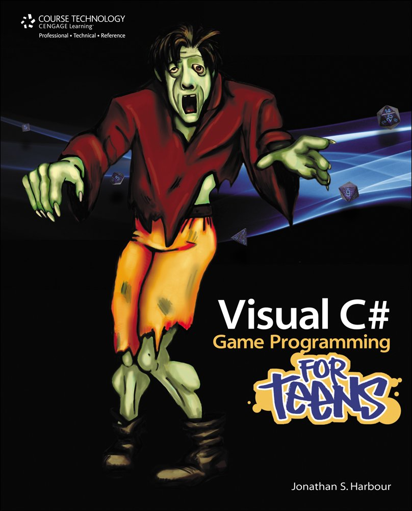 Visual C# Game Programming for Teens by imusti