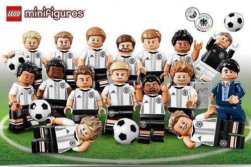 Lego ® Minifigures 71014 -