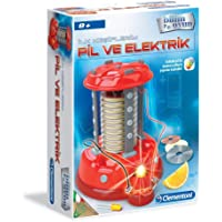 Clementoni - 64563 - İlk Keşiflerim - Pil ve Elektrik
