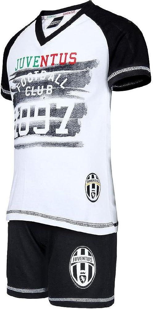 Juve Pajamas Short Child Clothing Juventus Football PS 24974