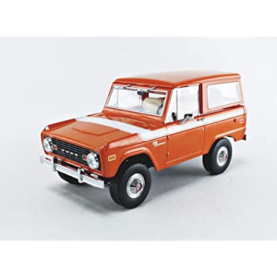 Greenlight 19058 1: 18 Artisan Collection - 1977 Ford Bronco - Special Decor Group: Toys & Games