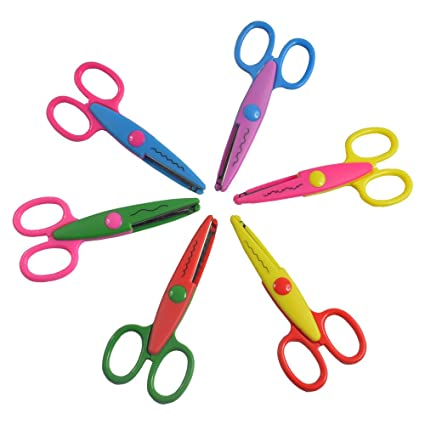 Amazon Balepha Crafting Paper Craft Scissors For Kids Toddler