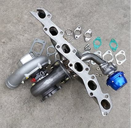 Amazon.com: GOWE Turbocharger+Exhaust Manifold+Wastegate For GT3582 Turbocharger+Exhaust Manifold+Wastegate For Nissan Skyline R33 R34 RB25DET RB20: ...