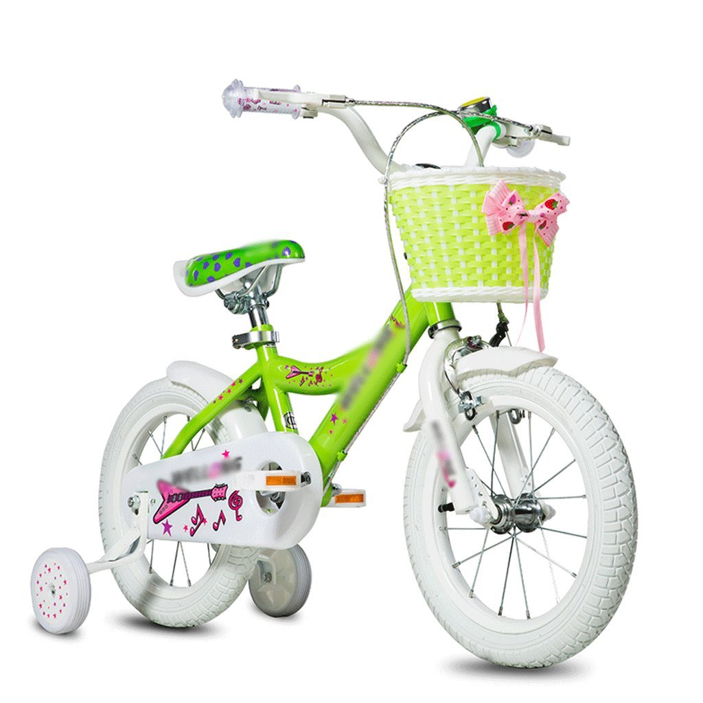 自転車 子供の自転車3歳のベビーバイク2-4-6歳 (サイズ さいず : 16 inch) B07DPNCXPJ 16 inch 16 inch