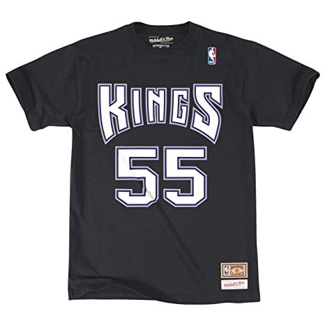 hot sale online 52bd9 ff793 Amazon.com : Mitchell & Ness Jason Williams Sacramento Kings ...