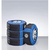 Volkswagen Fundas para neumáticos 000073900E, Kit Completo